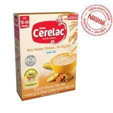 Nestlé Cerelac 4 Potato & Chicken (12 M+)