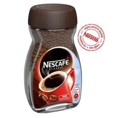 Nestlé Nescafé Classic Instant Coffee Jar 100gm