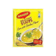 Maggi Healthy Soups Corn with Chicken