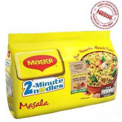 Nestle Maggi 2-Minute Masala Instant Noodles (8pc Pack)