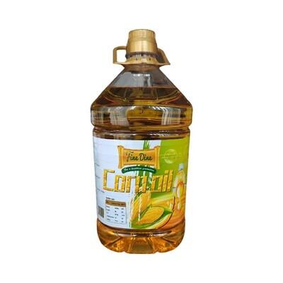 Fine Dine Corn Oil-5Ltr