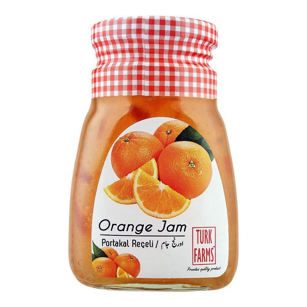 Orange Jam (Turkey)