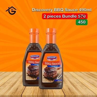 Discovery BBQ Sauce Original- 2pcs Bundle
