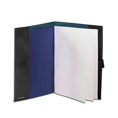 FRANZ A4 NOTEBOOK COVER WITH CLOSING TAB