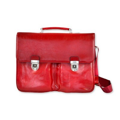 MARCELLO BRIEFCASE (LUX LEATHER)
