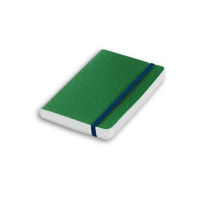 HORIZONTAL NOTEBOOK JOURNAL W/ ELASTIC - MEDIUM