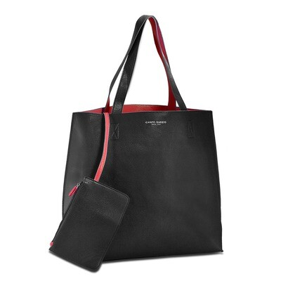 THE ICONIC DOUBLE TOTE BAG (REVERSIBLE) - STANDARD / LARGE