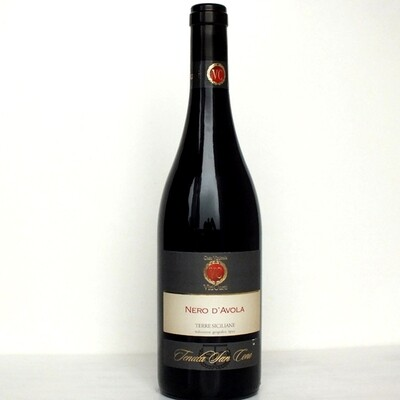 Nero d'Avola I.G.T. 750 ml