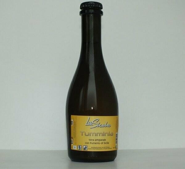 Birra Tumminia artigianale (bionda) 33 cl