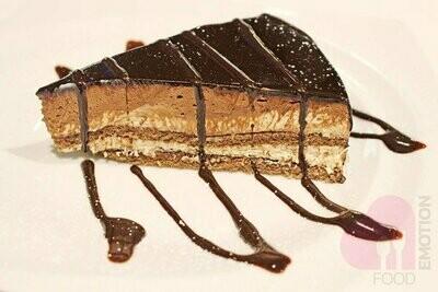 Fetta torta 7 veli al cioccolato