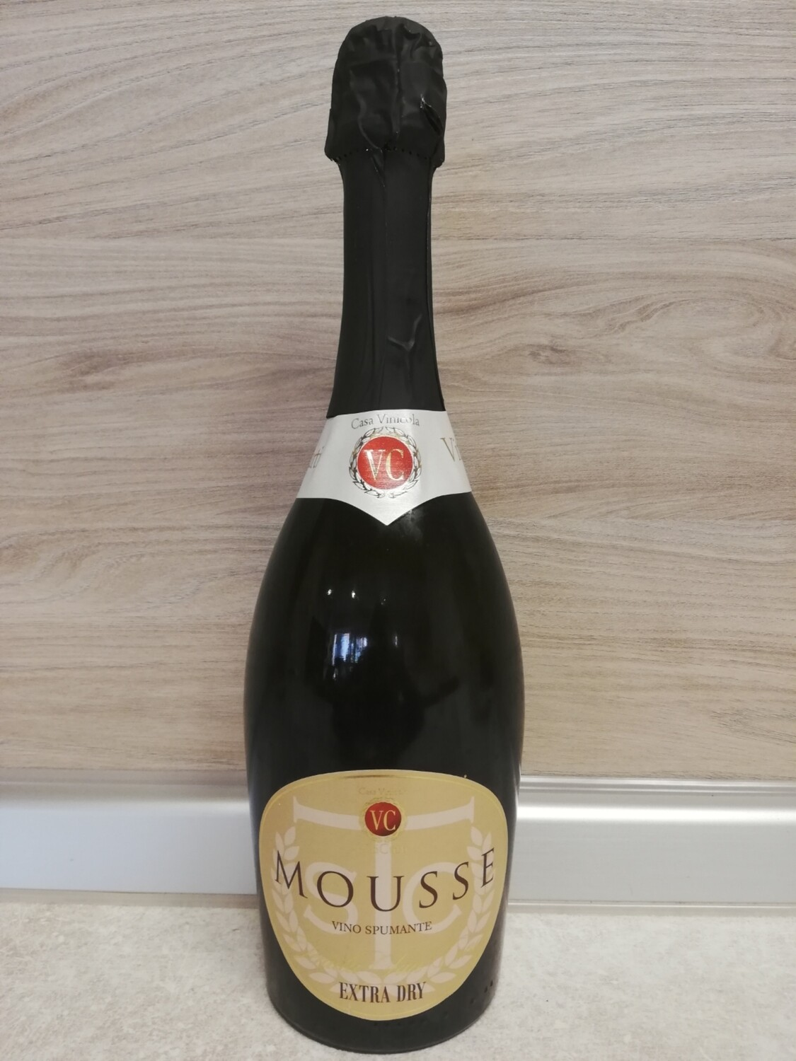 Mousse Extra Dry (Metodo Charmat) 750 ml