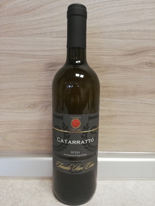 Catarratto D.O.P. 750 ml (bianco)