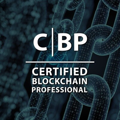Certified Blockchain Professional - CBP