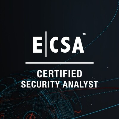 EC-Council Certified Security Analyst - ECSA