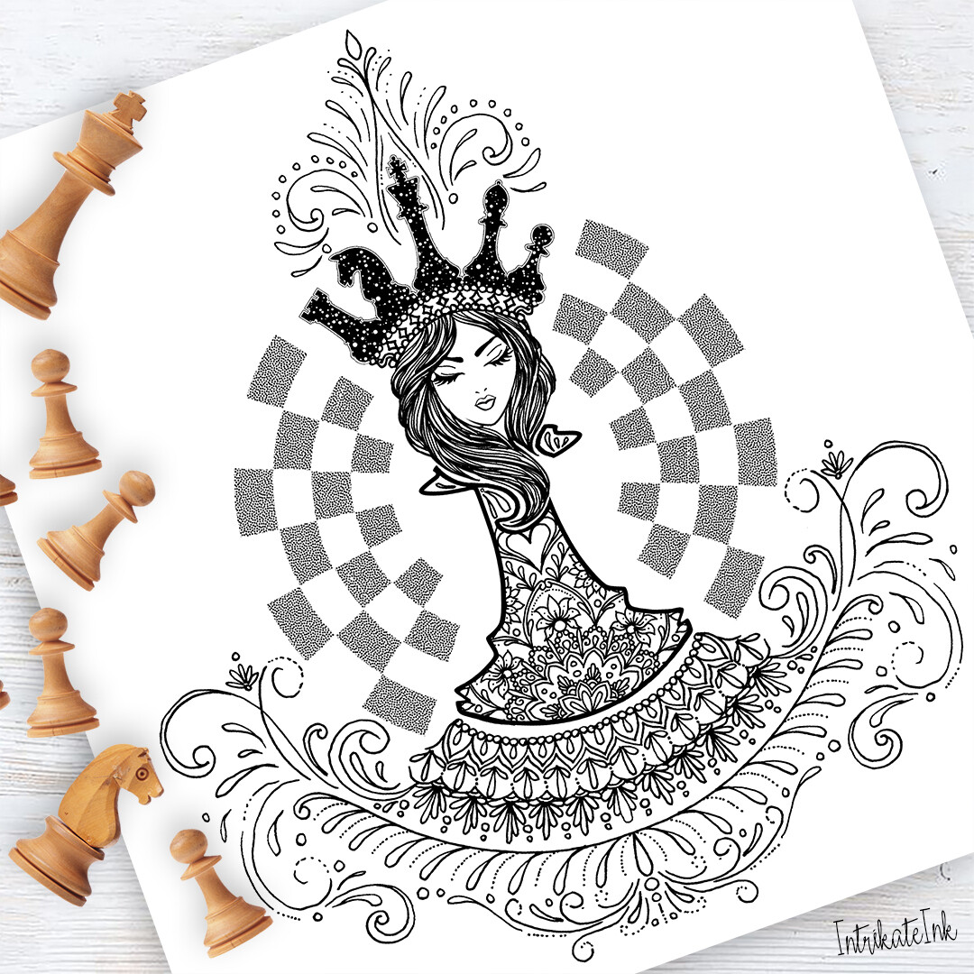 She Who Wears The Crown