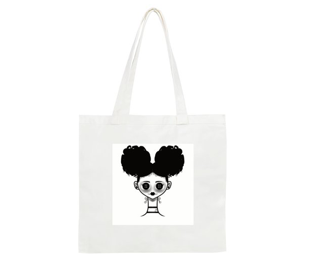 Black & White Tote bags --- (price listed on drop down)