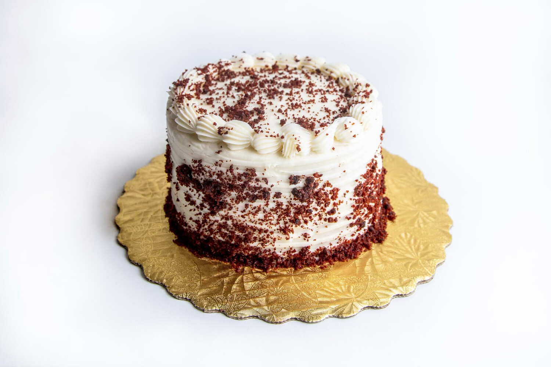 """Red Velvet Cake 6"""""""