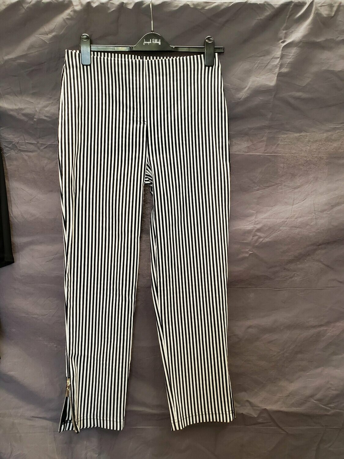 JR Stripe Crop Pant