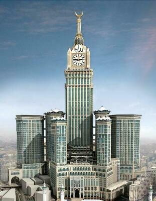 فندق المروة ريحان روتانا مكة خمس نجوم