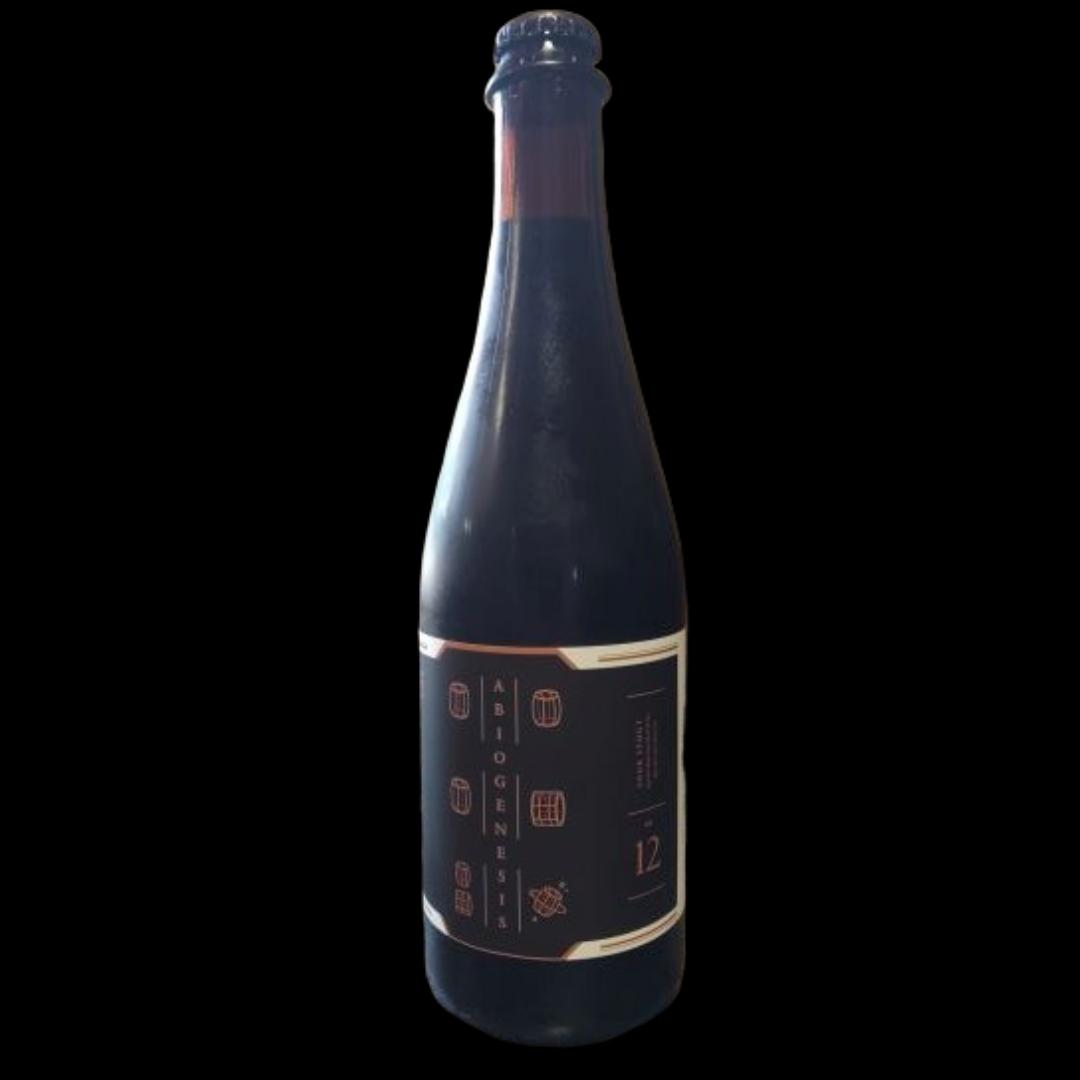 Abiogenesis #12-Sour stout with cherries