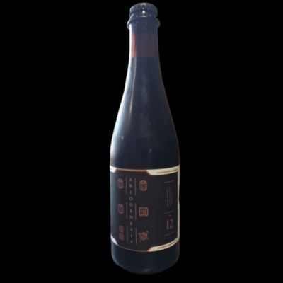 Abiogenesis #12-Sour stout with cherries