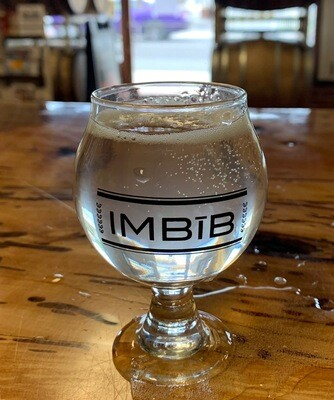 IMBÜBBLY-Mango-only available in Sparks Taproom