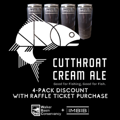 Cutthroat Ale 4-pack Raffle Ticket Special