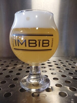 Mango Peach Nevada Weisse--only available in Sparks Taproom