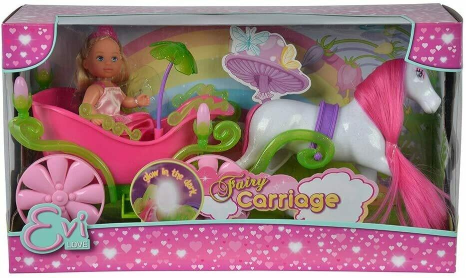 EVI Love Princess Carriage Ride