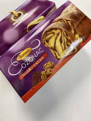 Cozonac Nuca/Cacao