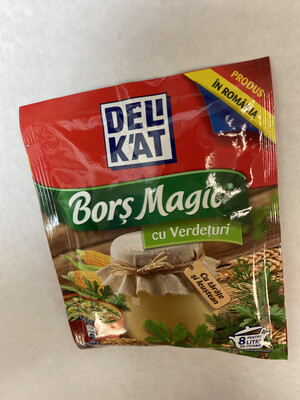 Bors Magic