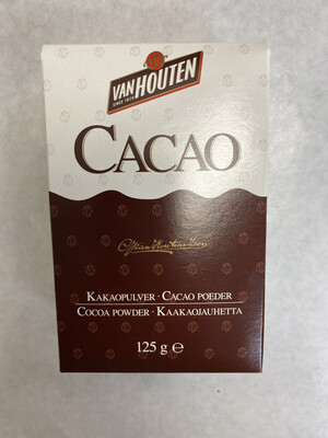 Cacao Power Belgium 125g