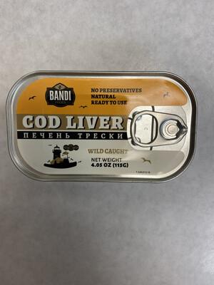 Cod Liver In Oil