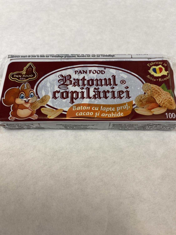 Baton Ciocolata Arahide