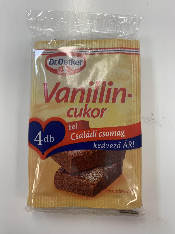 Vanilin Cukor