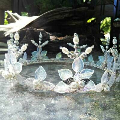Princess Bride Buttercup Crown Tiara