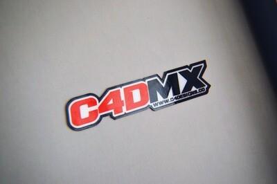 C4DMX Sticker
