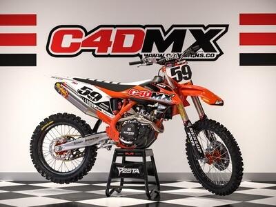 Custom Motocross Graphics