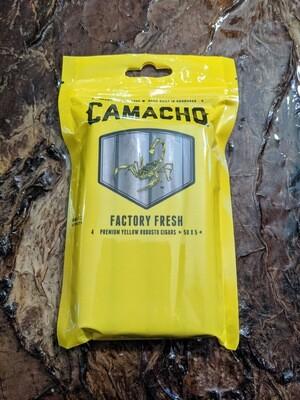 Camacho Factory Fresh Criollo 4 Pack