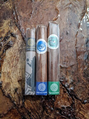 Archetype Mixed Robusto 3 Pack
