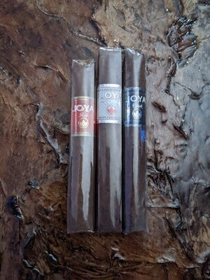 Joya de Nicaragua Mixed Toro 3 Pack