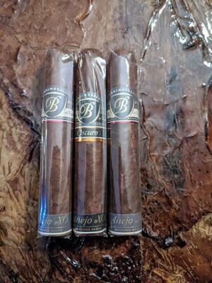 Balmoral Mixed Robusto 3 Pack