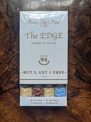 Rocky Patel The Edge Toro Mixed 4 Pack