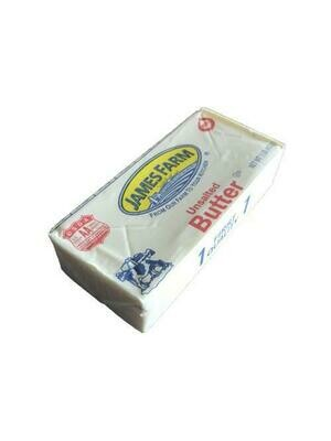 James Farm Unsalted Butter 454Gram
