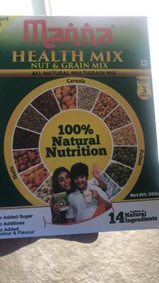 Health Manna Mix 500 Gram