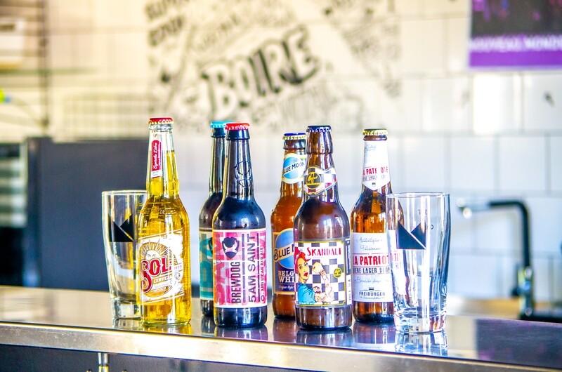 Panier soutien à 6 bières