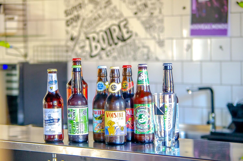 Panier soutien à 8 bières