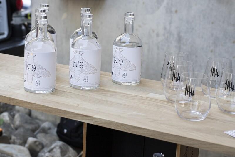 Gin N°9 par Cinq et demi