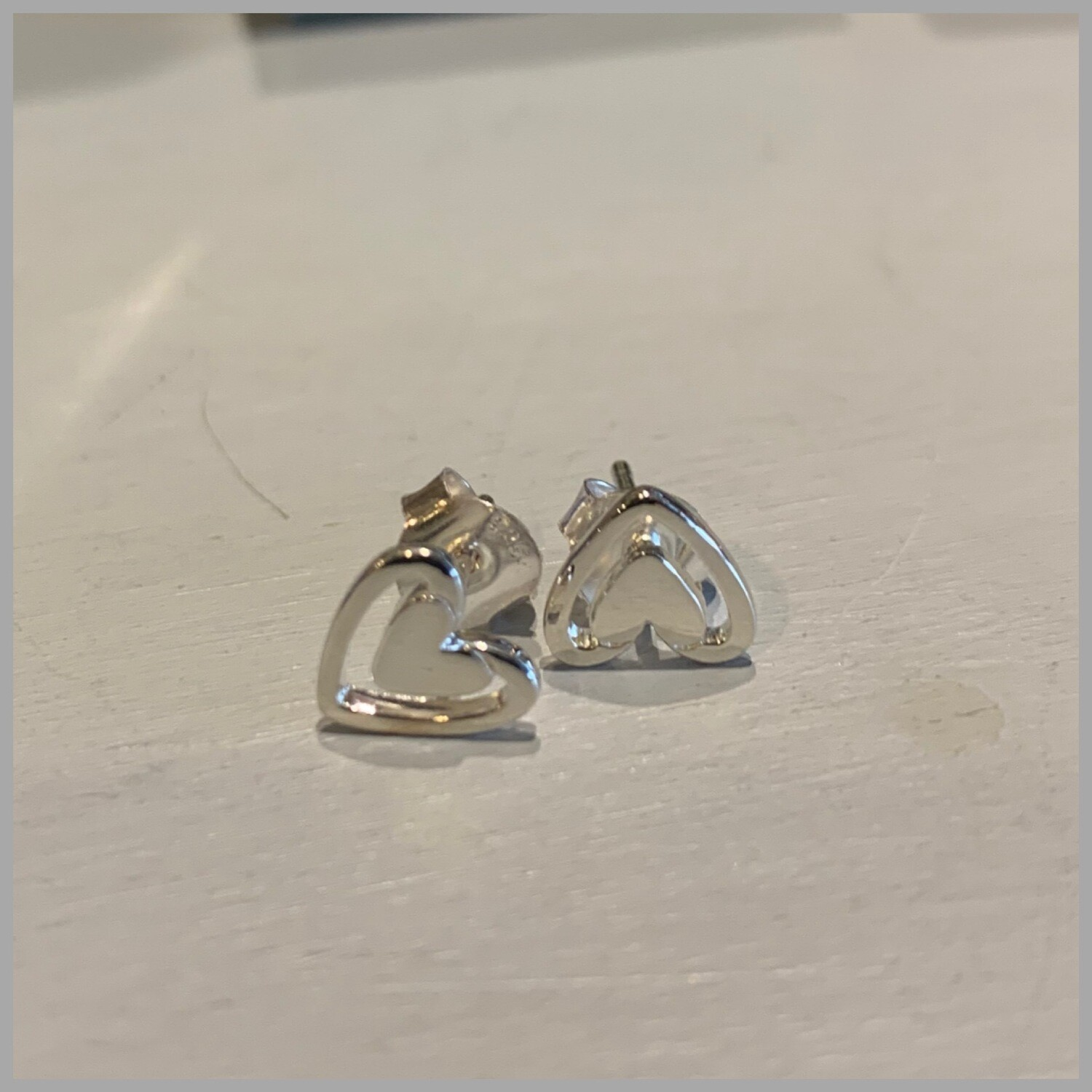 Hearty Heart Ear Studs