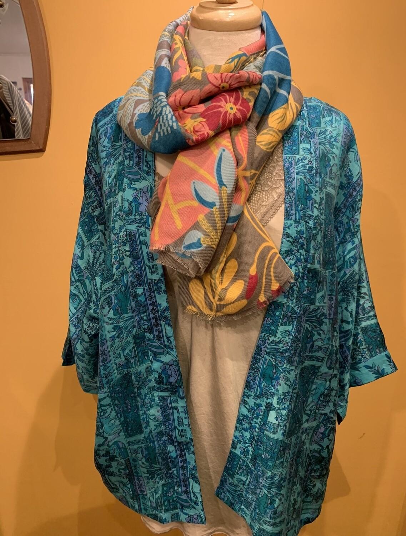 Silk Kimono